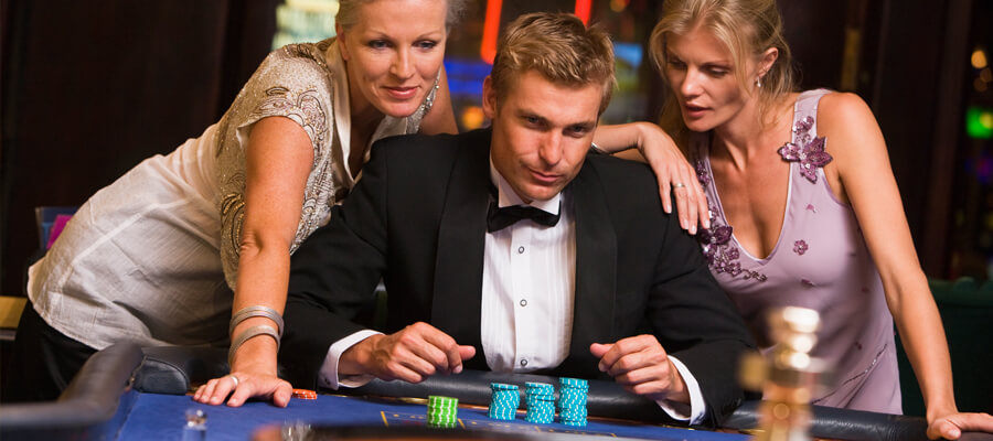 Casino gambling is growing faster