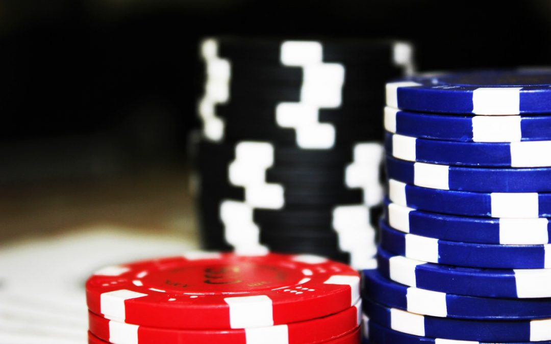 What are the top 5 online casino games played by most gamblers?